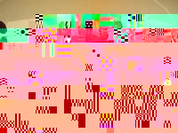 round cristal table